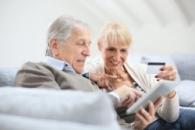 Займы пенсионерам на карту