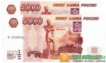 Кредит на 10000 рублей